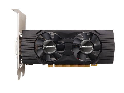 MANLI GeForce GTX 1650 Low Profile (M2472+N596-02)